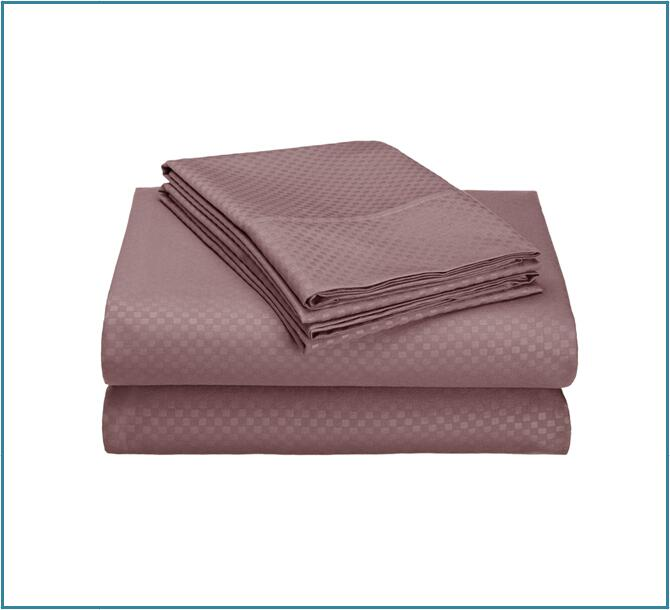 Embossed Sheets Lilac