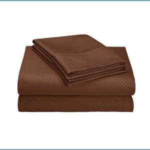 Dots Embossed Sheets set-Brown