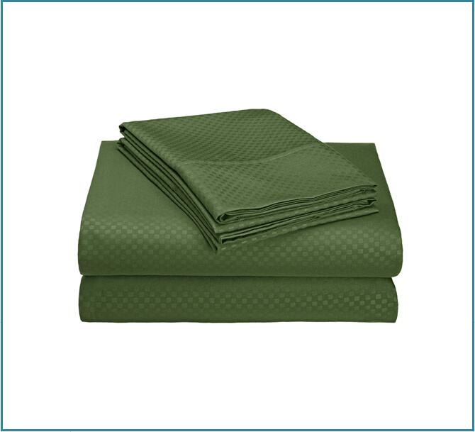 Embossed Forest Greeen