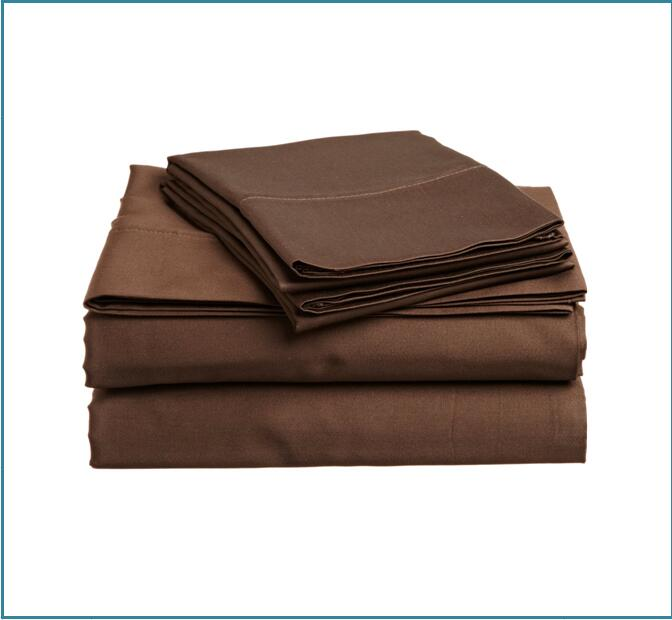 Microfiber Solid brown